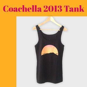 👩🏻🎤Coachella 2013 tank top👩🏽🎤